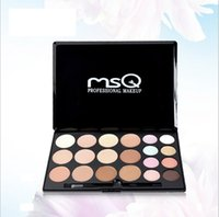 best waterproof powder foundation - 2016 NEW hot sales brand Professional Colors Concealer palette Colorful Concealer Foundation Best Quality Concealer