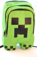 Wholesale Minecraft Bag Creeper Backpack Creeper school bag In Stock quot Great Quality quot