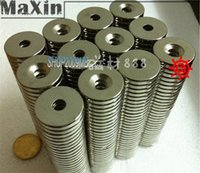 Wholesale 10pcs Strong Disc Round Rare Earth Permanent Nd Fe B Neodymium Magnets D20x3mm order lt no track