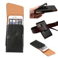 droid razr case - 3 To inch PU Leather Rotatable Belt Clip Holster Waist Bag Phone Case For MOTO G G2 G3 E E2 X X2 Droid RAZR M XT1080 XT1254
