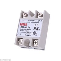 Wholesale 24V V A Solid State Relay Module SSR DA for PID Temperature Controller