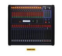 audio mixer desk - 16 CHANNEL digital mixer audio DGM1640 NEW audio professional sound mixing desk digital