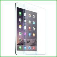 Wholesale For ipad mini Tempered Glass Protection Screen Protector Guard Shield For iPad mini4 mini