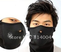 Wholesale EMS New three Colors Warm Neck Face Mask Veil Guard Sport Bike Motorcycle bicycle Ski Snowboard skating