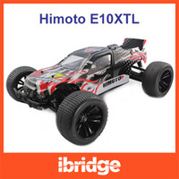 Wholesale Himoto Katana Scale Rc Car RTR WD Electric Off Road Truggy G Remote Control Brushless Version Car with Lipo Battery