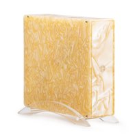 Wholesale 2015 Hot Sale Golden Field transparent color and D Crystal Crystal HTPC chassis computer cases genuine licensed Freeshipping
