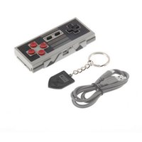 Wholesale 1pc Hot BITDO Bluetooth Wireless Controller NES30 Controller Gamepad For iOS For Android High Quality