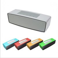 Wholesale Caixa de som bluetooth speaker stereo Portable wireless subwoofer loudspeakers altavoz mini music speakers box of sound boombox