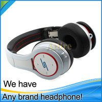 Wholesale 2014 new arrival Cent Headphones SMS Audio Limited Edition PRO DJ wireless Over Ear Headsets AAAAA quality DJ SL600 wireless