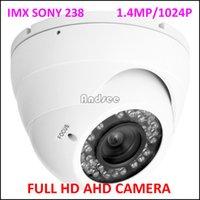 Wholesale P IR AHD Camera quot IMX238 CMOS Sensor Nextchip H AHD CCTV Camera With OSD AS AHD2307S
