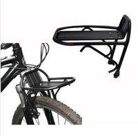 bicycle front carrier rack - New Cycling Bike Aluminum Alloy Bicycle Front Rack Panniers Bag Bracket Carrier
