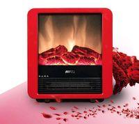 Wholesale Fu Er Jia European electric fireplace heater fire FEJ cubic Heater Portable Heating