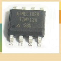 bargain electronics - bargain price New ATTINY13 ATTINY13A SOP8 ATTINY13A SSU electronic components ICs order lt no track