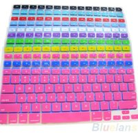 Wholesale Silicone Keyboard Cover Protector Skin for US Apple Macbook Pro MAC Air Laptop Promotion