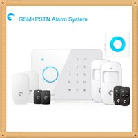 anti thief system - Single flat high art best quality security system etiger brand alarm systems anti thief intruder burglar