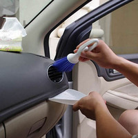 Wholesale Car cleaning brush Auto aperture small brush cleaning brush scrub Outlet brush instrument desk air conditioning Gap brush