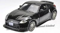 Wholesale Scale Alloy Diecast Metal Car Model For Nissan Z Collection Pull Back Car Toys With Sound amp Light