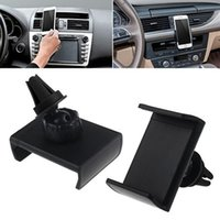 Wholesale 360 Rotating Car Air Vent Mount Cradle Holder Stand for iPhone S Plus GPS