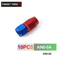 Wholesale Tansky unit High Quality Oil cooler hose fitting With No Logo AN6 A Have In Stock