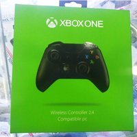 Wholesale XBOX ONE Game Wireless Controller for xboxone gamepad joystick controller Retail Packaging Quality A DHL