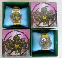 Wholesale New Arrival creative Teenage Mutant Ninja Turtles watch Teenage Mutant Ninja Turtles wristwatchs children watches LJJD776