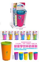 Wholesale 2015 Hot Sales Multi style color options Genuine original good quality for Kids with Freshness Lid Spill Free Drinking Cup