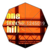 auto tv shows - TV Fans Hot TV Show One Tree Hill Auto Foldable Umbrella