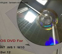 Wholesale High Quality W7 W8 W10 Global Language OS DVD DISC CD DISK bit bits FOR WIN