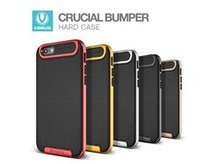 hard cover - VERUS Crucial Hybrid TPU PC Shockproof Hard Back Cover Protective Shells for iphone6 iphone plus Cellphone case