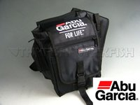 abu fabric - X Abu Garcia Waist Tackle Bag pockets Fishing Tackle Bags Fishing Bag fly lure Waterproof fabrics pockets