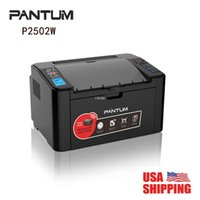 Wholesale Hot Sale Pantum P2502W ppm A4 ppm Letter Monochrome High Speed USB b g n Wireless Laser Printer