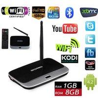 android pc stick - Original Q7 CS918 MK888 K R42 Quad Core android TV BOX stick Mini PC RK3188 G RAM G ROM Bluetooth V4