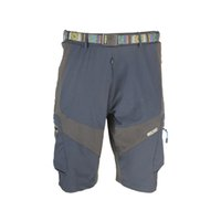 Wholesale ARSUXEO NEW Outdoor Mens Leisure Riding Pants Cycling Bike Bicycle Shorts