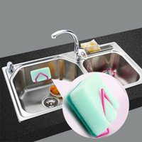 bathroom sink types - Colorful Suction Cup Rack Kitchen Sponge Holder Sink Tub Dish Cloth Storage Brand new