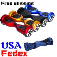 Wholesale 2 Wheel Electric Standing Scooter Smart Balance Wheel Self Balancing Scooter wheel electric standing scooter electric scooter
