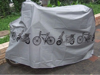 Wholesale 210 cm New Waterproof Dustproof Snow Rain Dirt Proof Protection Motorcycle Bicycle Cover Motor Bike Cycle Protector Garage