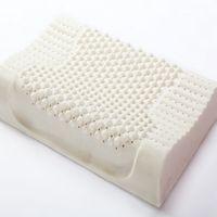 Wholesale 2015 Latex Pillow Pillow Percent Ventilated Latex Foam Pillow Cervical Health Care Velvet Bamboo Pillow Sham Standard