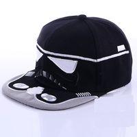 Wholesale Star Wars stromtroopers Adjustable Snapback Caps colors cool Cavalry Baseball Caps women men Running Man Sport Hip Hop Hats