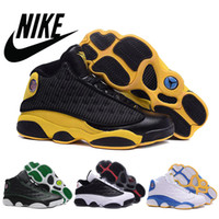 best shoes - Nike Air Jordans Mens basketball shoes XIII RETRO Leather Surface basketball shoes Cheap Best Quality Men Sports