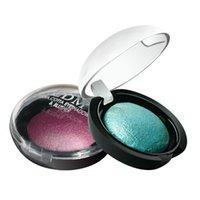 terra cotta - Terra Cotta Baked Eyeshadow Mini Single Shimmer Color Silky and Blendable Formula