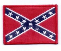 Cheap Quilt Accessories CONFEDERATE FLAG Best   iron patch