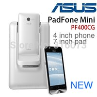 atom mobile phone - Original ASUS PadFone mini inch Android smart phone inch Tablet pc Intel Atom Intel Atom Z2560 Dual Core sim mobile pad