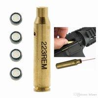 Wholesale 635 nm Red laser bore sighter REM mm laser Scope for air gun
