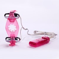 Wholesale Delay Spray Vibrating Cock Ring Expander Penis Rings sex products for couple Cockring clit stimulator Adult Toy sex toys
