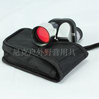 Wholesale Monocular Thermal Imager Binoculars light Night for Vision mini Binocular Infrared Corner Control Folding x20
