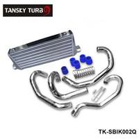 Wholesale Tansky High Quality Intercooler Kit for Subaru WRX Impreza GC8 Without Logo TK SBIK002Q Have In Stock