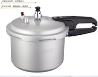 aluminum pressure cookers - High Quality cm Quality Pressure Cooker Aluminum Porridge Sauce boxes Cooking Tools Gas Cooker
