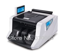 Wholesale Currency Cash Money Bill Counter with UV detection EU S Money Counting Machine Financial Equipment