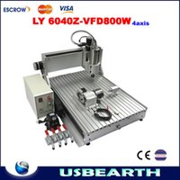 Wholesale Engraving machine axis CNC Z VFD800W for wood engraving cutting drilling and millng mini cnc router