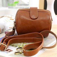 Cheap Hot selling women bag PU Leather women messenger bag designer Rivet Camera bag women handbag day clutch women shoulder bags